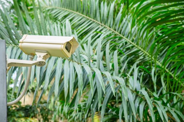 cámaras de seguridad en casa