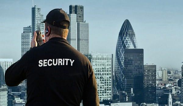 guardias de seguridad