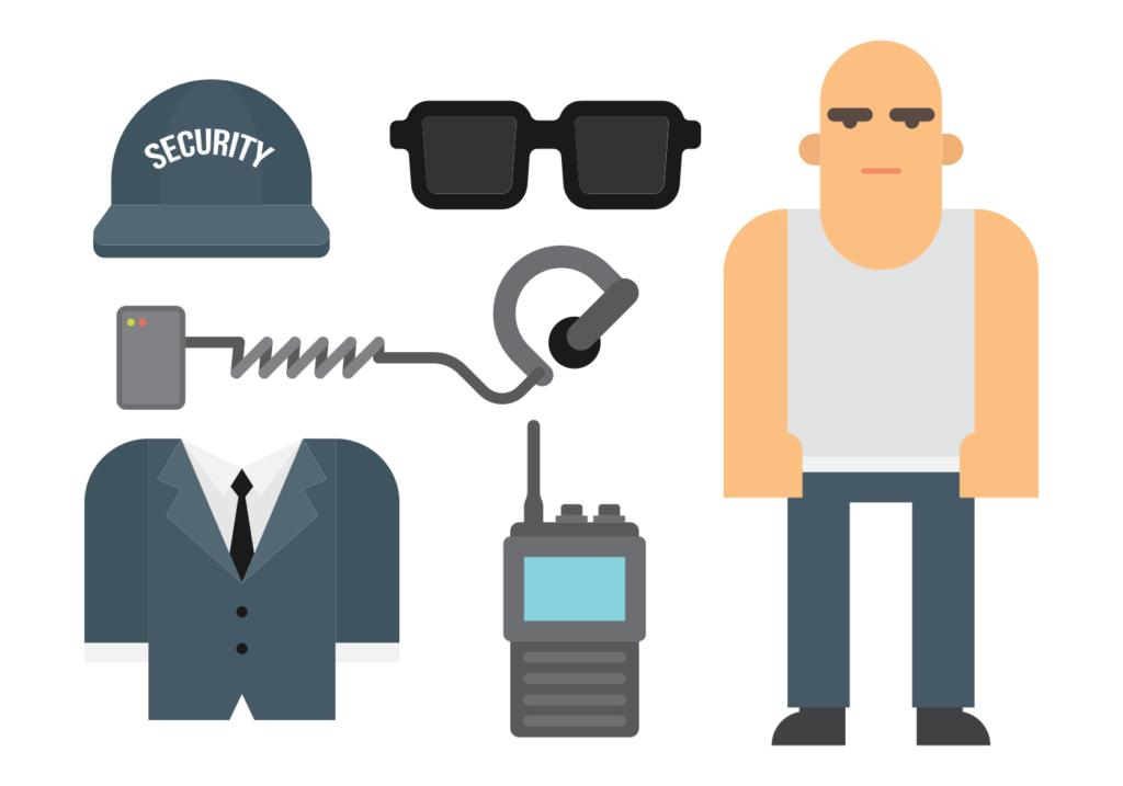 tipos de seguridad privada