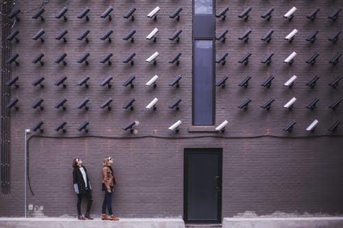 vigilancia y control de seguridad