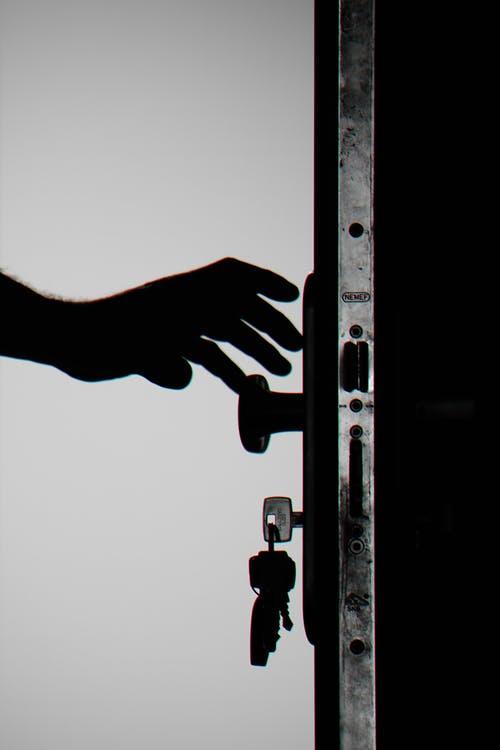 seguridad en puertas