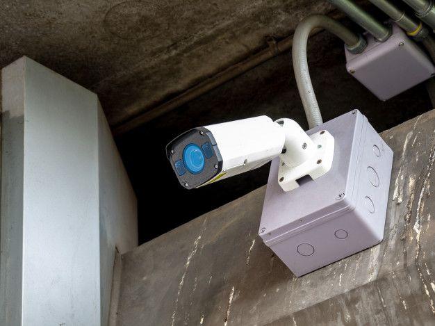 circuito cerrado de cámaras de seguridad