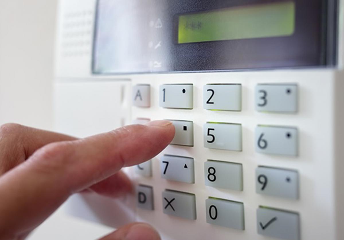 alarmas monitoreadas para casas